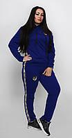 Спортивный костюм женский Двунитка Размер 48 50 52 54 56 58 60 62 64 В наличии 4 цвета, фото 1