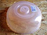 Крышка для микроволновой печи, d-250мм., фото 5