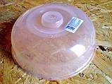 Крышка для микроволновой печи, d-250мм., фото 7