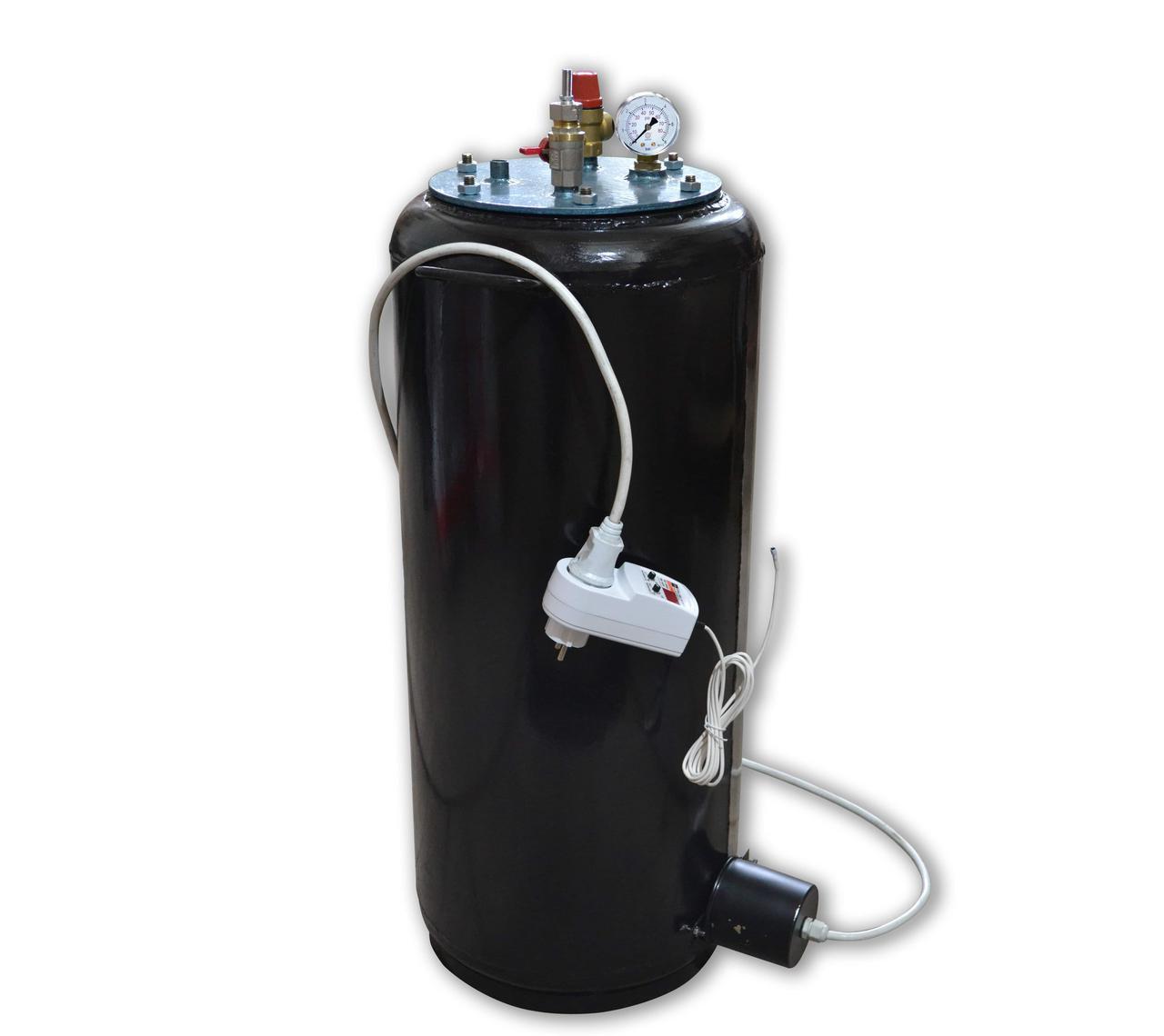 Автоклав бытовой электрический «УТех-40 Electro» 55л (28 литровых/40 поллитровых банок)
