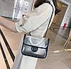 Элегантная прозрачная сумка с красивой ручкой для стильных девушек, фото 4