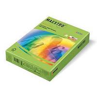 Бумага цветная Maestro (500л) зеленый