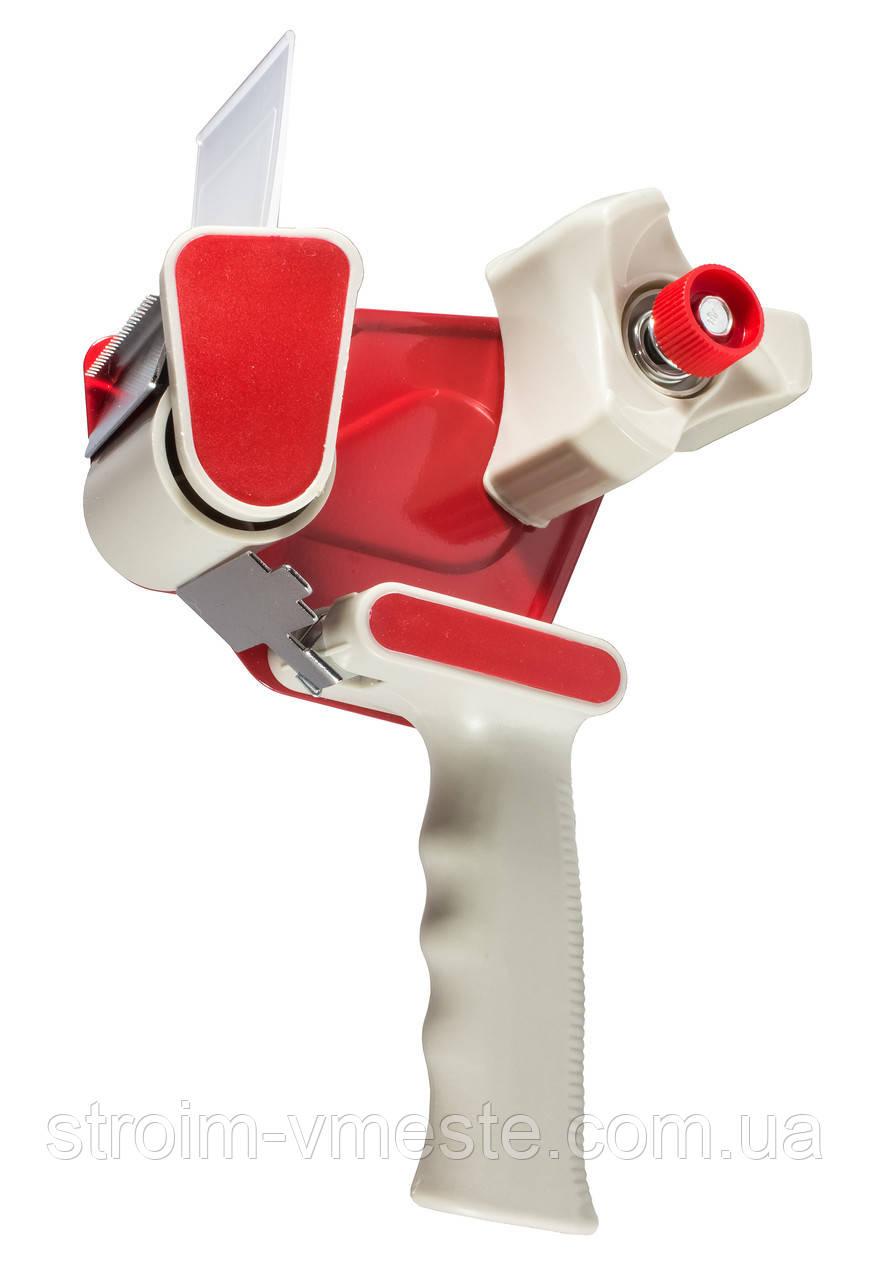 Диспенсер для скотча Mondo 40-48 мм из пластмассы и металла