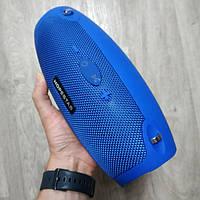 Портативная Bluetooth КолонкаH26 Mini ОРИГИНАЛ беспроводная синяя, фото 1