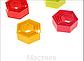 Вырубка  для мастики и пряников Мстители  8 см, фото 3
