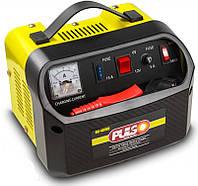 Зарядное устройство Pulso BC-40100 10А 6-12V с регулировкой силы тока, корпус металл