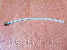 9979.A22 Тефлонова трубка(гайка-цанговий затиск), d=4x6mm, L.=275mm