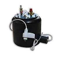 Автоклав бытовой электрический «УТех-мини-8 Electro» 15л (7 литровых/8 поллитровых банок)