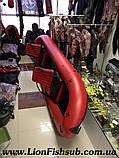 Байдарка LionFish.sub (Kayak)_LFB-400M / ПВХ, фото 9