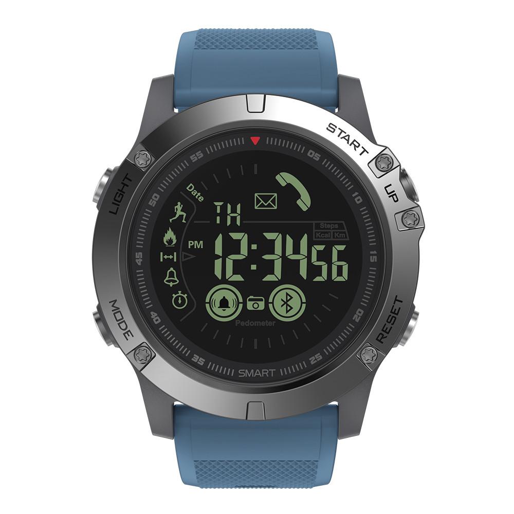 Умные часы Smart Watch Zeblaze VIBE 3 Синий цвет