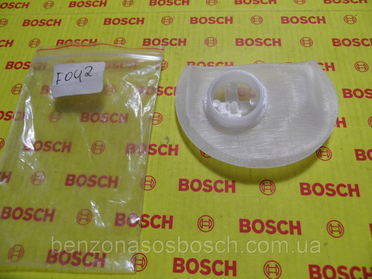 Фильтр топливный погружной бензонасос грубой очистки F042