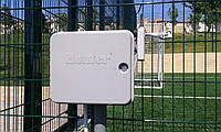 Контроллер Hunter IC-601-PL, 6 зон, с возможностью расширения до 30 зон (наружный) пластиковый