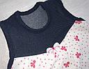 Летнее детское платье для новорожденных Весенняя радость р. 68-98 см (Nicol, Польша), фото 3