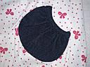 Летнее детское платье для новорожденных Весенняя радость р. 68-98 см (Nicol, Польша), фото 4