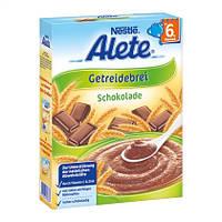 Alete Getreidebrei Schokolade  - Зерновая каша с шоколадом с 6 месяцев 250 г