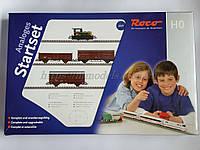 Детская Железная дорога Roco 51158 стартовый набор грузовой поезд 1:87
