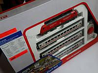 Детская Железная дорога Piko 59100Стартовый набор пассажирский поезд, масштаб 1/87 H0