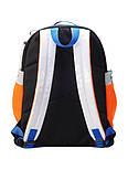 Рюкзак Upixel Model Answer, Оранжево-белый, фото 3