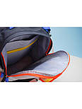 Рюкзак Upixel Model Answer, Оранжево-белый, фото 8