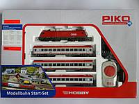 PIKO 96947 Детская Железная дорога Стартовый набор Пассажирский поезд, масштаб 1/87, H0, фото 1