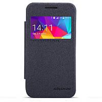 Чехол Nillkin Sparkle для Samsung Ace 4 Lite (G313H) Серый