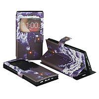 Чехол с принтом на телефон 5 дюймов Паравоз