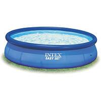 Семейный надувной бассейн Intex 28120 Easy Set (305x76 см) KK