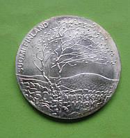 Финляндия 50 марок 1983 г. Чемпионат мира по легкой атлетике .UNC.