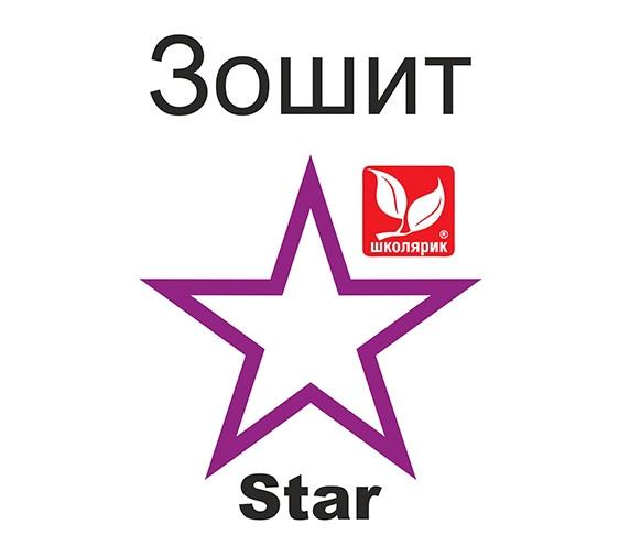 Тетради школьные Star