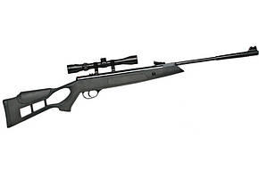 Пневматическая винтовка Hatsan Striker Edge (Оптический прицел 4х32)