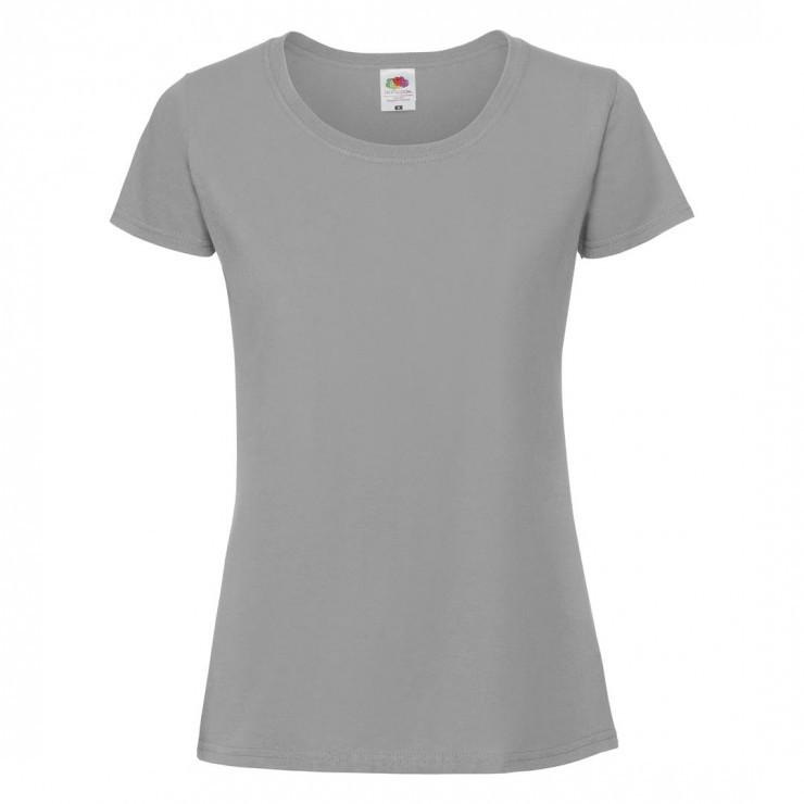 Женская футболка плотная металлик 424-XW