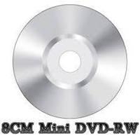 Диски DVD-RW 8 cm L-pro для видеокамер  SONY,Panasonic,Canon,Samsung...