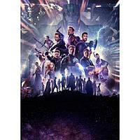 Постер на стену Marvel!