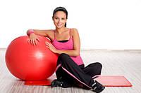 Мяч для фитнеса 65 см (Profit)