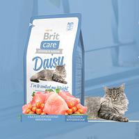 Корм Brit Care Cat  Daisy I have to control my Weight (для кошек с избыточным весом)