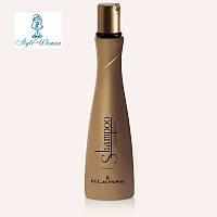 Шампунь  с экстрактом льна Kleral System Semi Di Lino Shampoo для сухих волос 300 мл