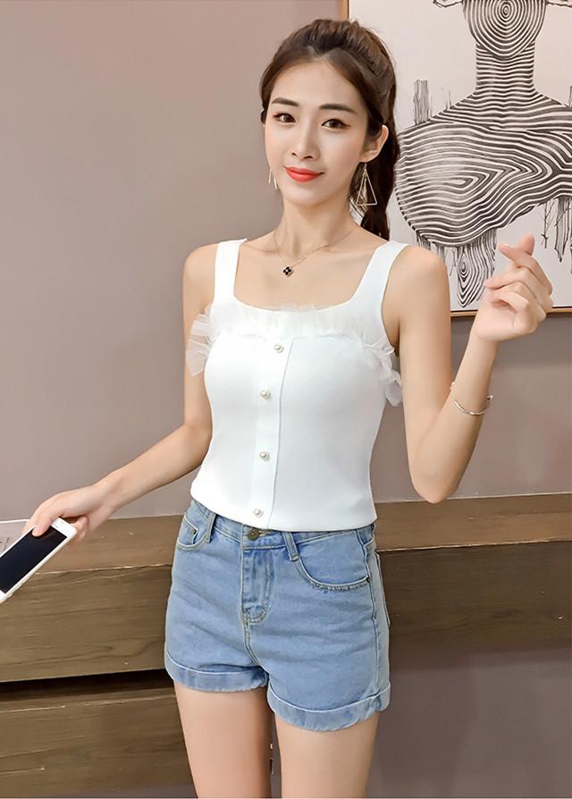 Трикотажна майка річна Китай 42-44