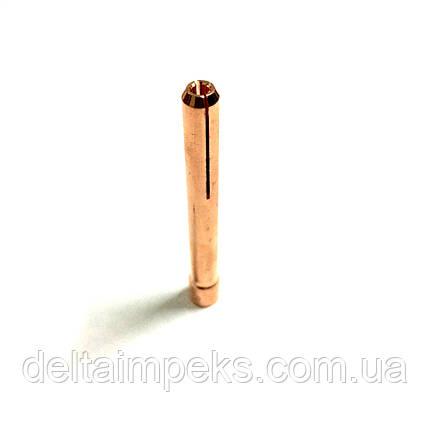 Цанга для горелок ABITIG 17,26,18 д 1.2мм, фото 2