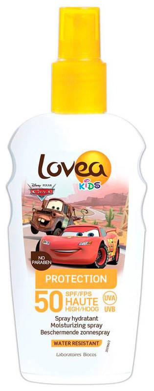 Солнцезащитный спрей для детей Lovea Kids Protection SPF 50, 200 мл, фото 2
