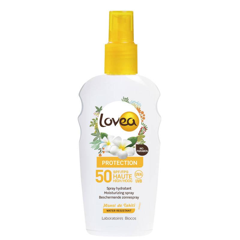 Сонцезахисний спрей Lovea Sunscreen Spray SPF 50, 200 мл, фото 2