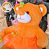 Мишутка-балерина, 85 см, оранжевая, фото 2