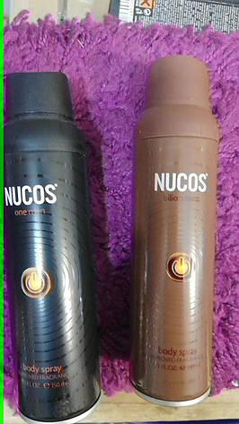 Мужской дезодорант Nucos (2 вида), фото 2