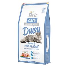 Корм Brit Care Cat  Daisy I have to control my Weight (для кошек с избыточным весом) 7 кг