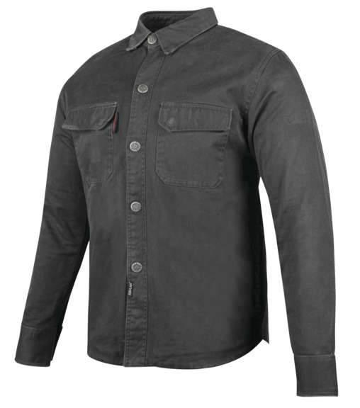Моторубашка Speed and Strength Men's Last Man Standing Armored Moto Shirt Black, XL