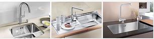 Кухонні мийки з нержавіючої сталі
