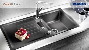 Кухонні мийки гранітні