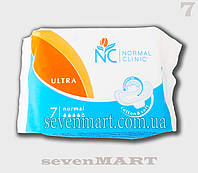 Прокладки женские Normal Clinic Ultra, 4 капли, 8 шт./уп.