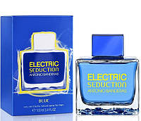 Мужская туалетная вода Antonio Banderas Electric Seduction Blue 100 ml (Антонио Бандерас Электрик )