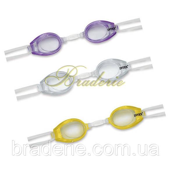 Очки для плавания Intex 55683 - Интернет-магазин «Braderie» в Харькове