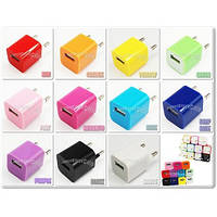 6 Color USB Power Charger for iPhone 4 4S iPod